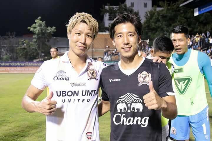 タイリーグ,日本人選手