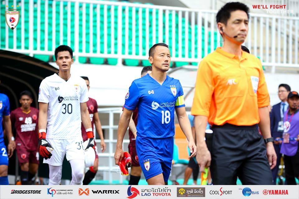 AFC Cup 日本人選手 ラオスリーグ
