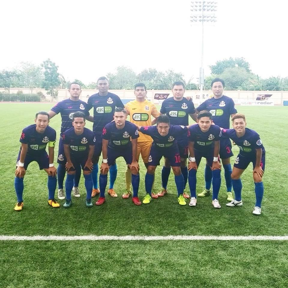 フィリピンのサッカーチーム