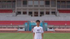 北朝鮮のスタジアム