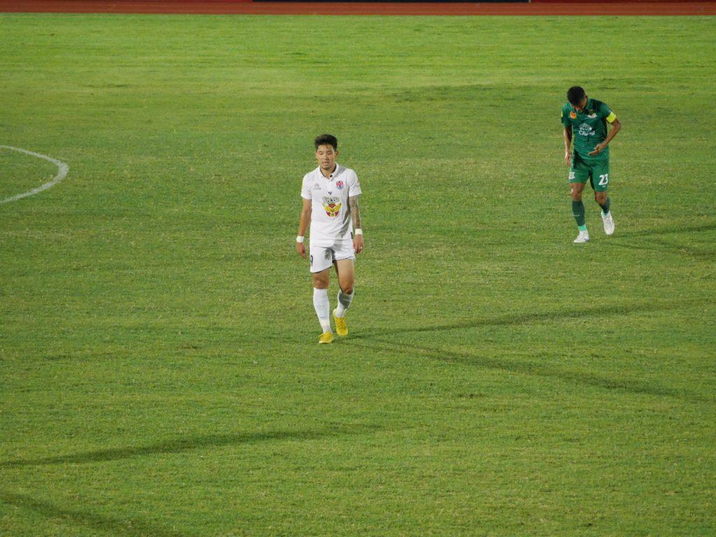 タイでプレーする韓国人選手