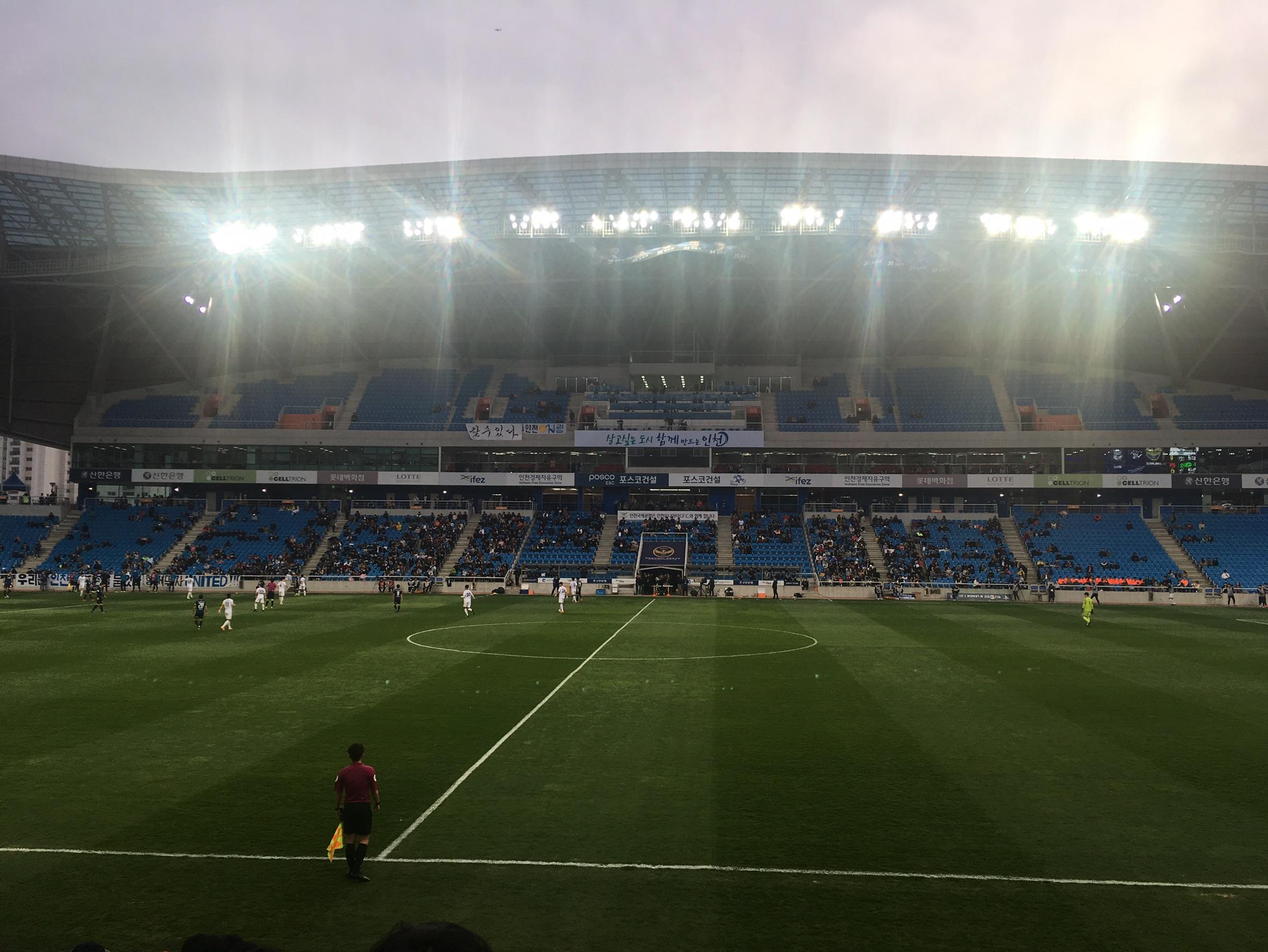韓国Kリーグ