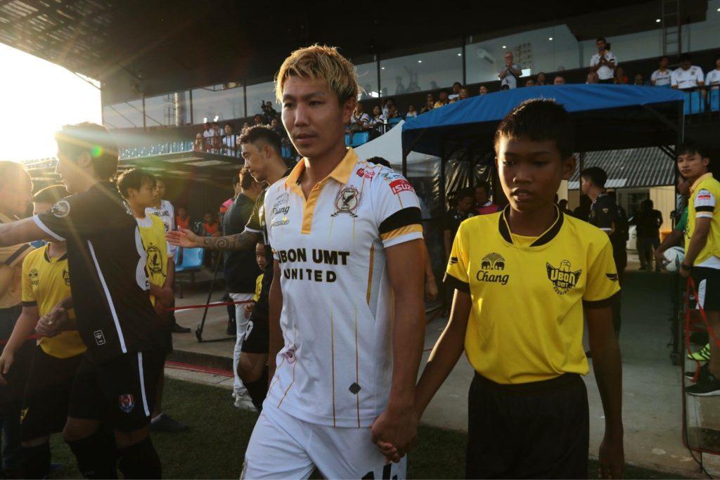 タイのサッカー選手